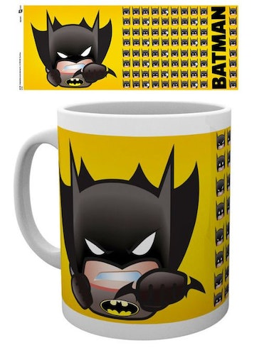 Mugg Batman Emoji