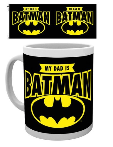 Mugg My dad is Batman