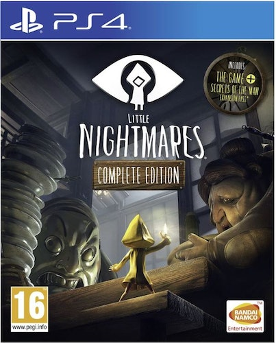 Little Nightmares: Complete Edition PS4
