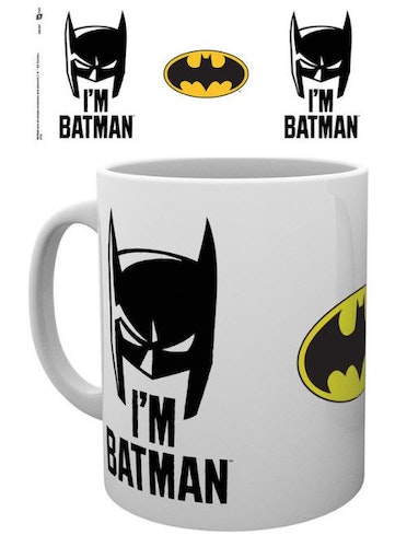 Mugg I'm Batman