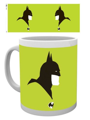 Mugg Batman Profil