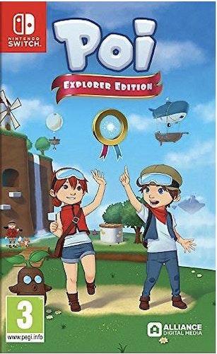 Poi explorer (Switch)