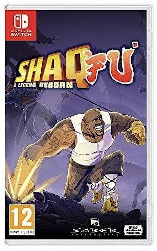 Shaq-Fu: A Legend Reborn (Switch)