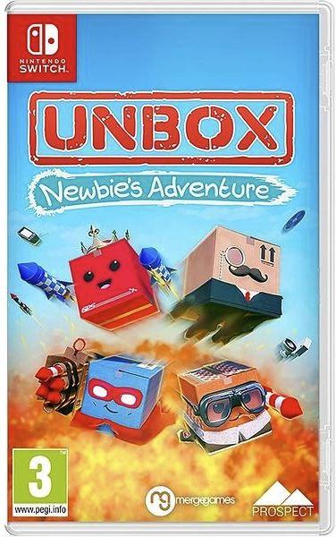 Unbox: Newbie's Adventure (Switch)