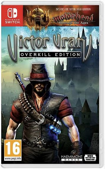 Victor Vran - Overkill Edition (Switch)