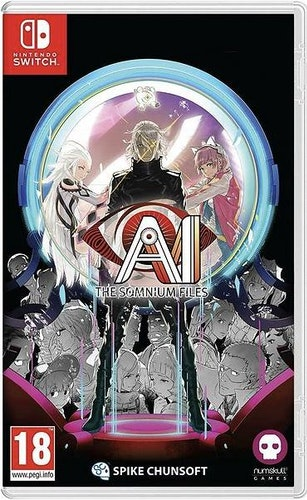 AI: The Somnium Files (Switch)
