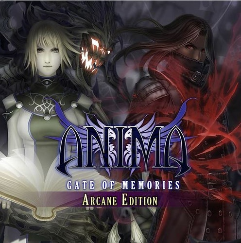 Anima: Gate of Memories: Arcane Edition (Switch)