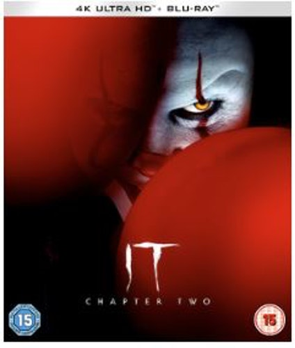 Stephen King - IT Chapter 2 4K Ultra HD bluray (import)