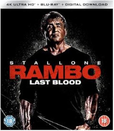 Rambo - Last Blood 4K Ultra HD + Blu-Ray