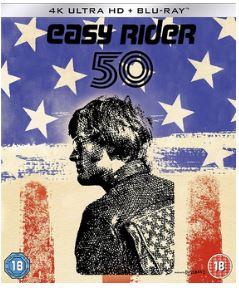 Easy Rider 4K Ultra HD + Blu-Ray (import)