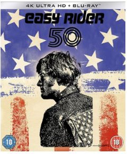 Easy Rider 4K Ultra HD + Blu-Ray (import)