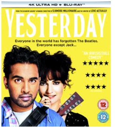 Yesterday 4K Ultra HD + Blu-Ray (import)