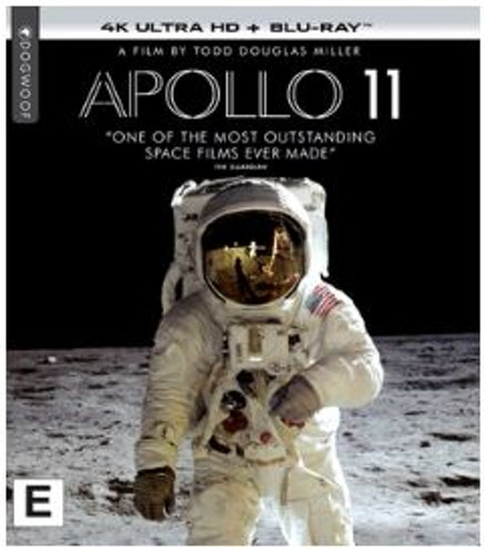 Apollo 11 4K Ultra HD (import)