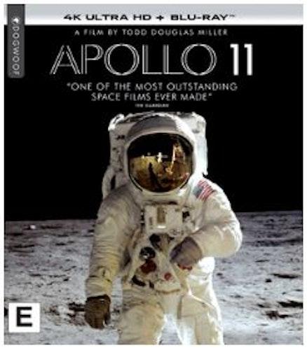 Apollo 11 4K Ultra HD (import)