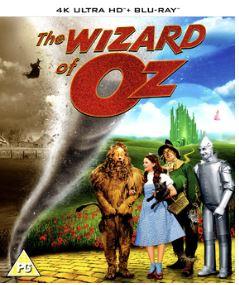 The Wizard Of Oz 4K Ultra HD (import) från 1939