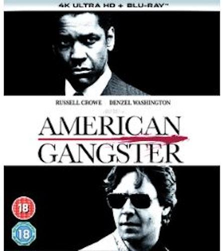 American Gangster 4K Ultra HD (import)