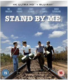 Stand By Me 4K Ultra HD + Blu-Ray (Import med svensk text)