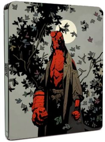 Hellboy 4K Ultra HD Steelbook + Blu-Ray (import) 2019