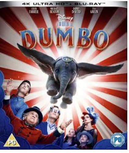 Dumbo 4K Ultra HD (import) 2019