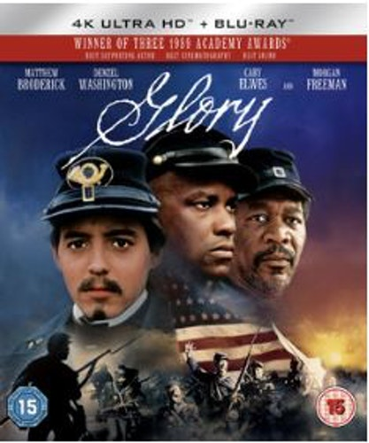 Glory - Anniversary Edition 4K Ultra HD + Blu-Ray (import)