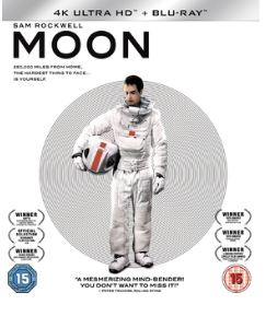 Moon 4K Ultra HD + Blu-Ray (import)