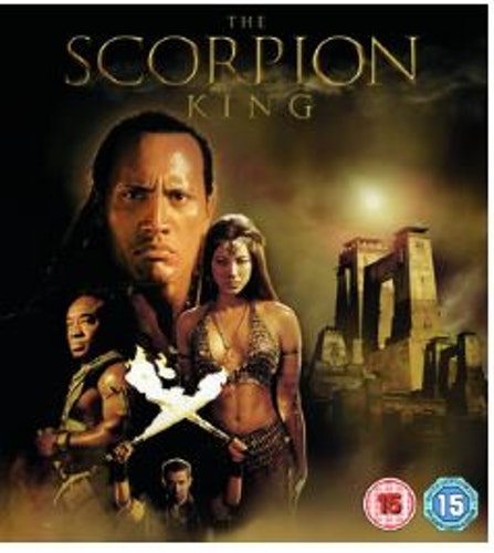 The Scorpion King 4K Ultra HD (import)