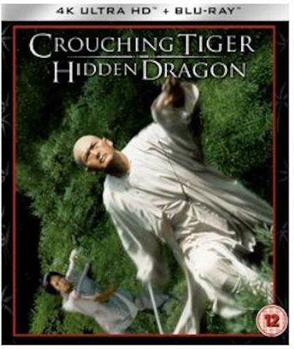 Crouching Tiger Hidden Dragon 4K Ultra HD (import)