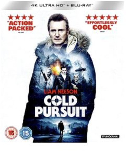 Cold Pursuit UHD 4K Ultra HD + Blu-Ray (import)