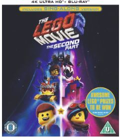 The Lego Movie 2 4K Ultra HD