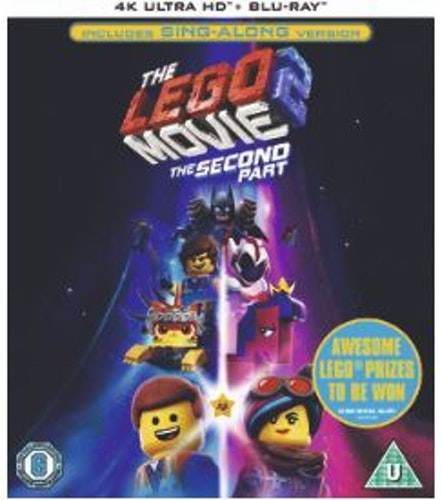 The Lego Movie 2 4K Ultra HD