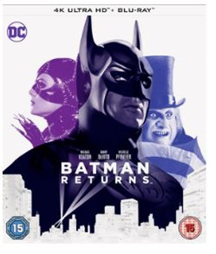 Batman Returns 4K Ultra HD