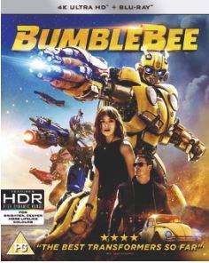 Bumblebee 4K Ultra HD + Blu-Ray