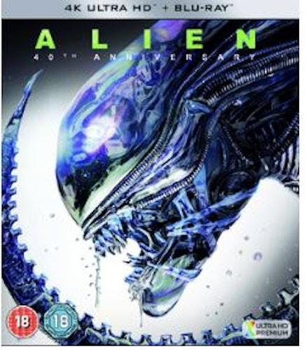 Alien 4K Ultra HD + Blu-Ray