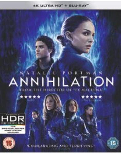 Annihilation 4K Ultra HD + Blu-Ray (import)