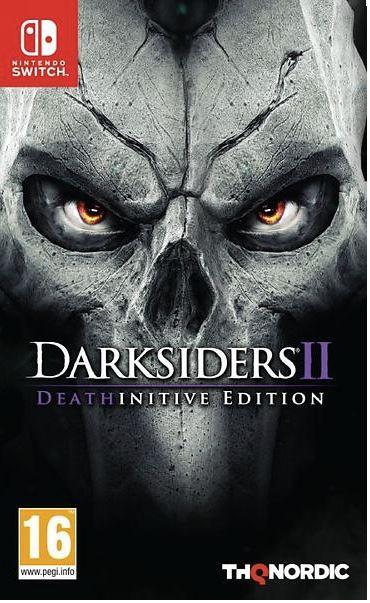 Darksiders II: Deathinitive Edition (Switch)
