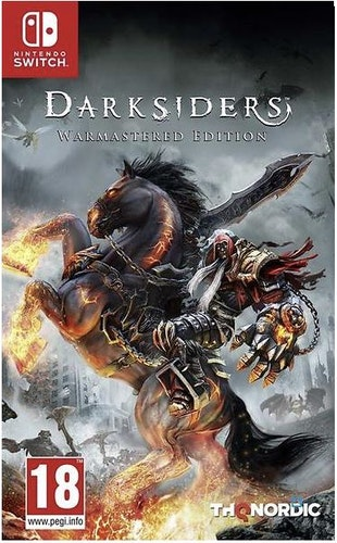 Darksiders - Warmastered Edition (Switch)