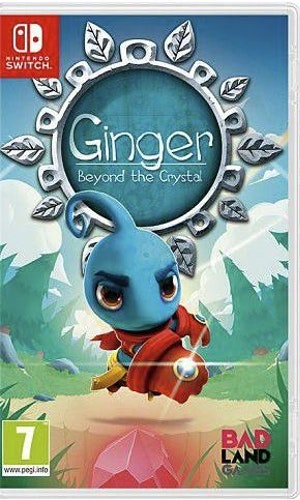Ginger Beyond the Crystals (Switch)