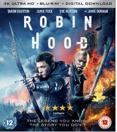 Robin Hood 4K Ultra HD + Blu-Ray (import)