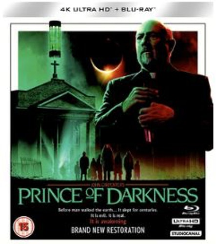 The Prince Of Darkness 4K Ultra HD (import)