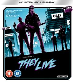 They Live 4K Ultra HD (import)