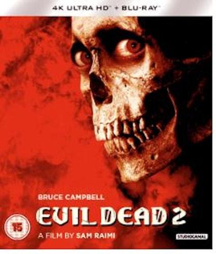 Evil Dead 2 4K Ultra HD (import)