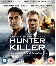 Hunter Killer 4K Ultra HD + Blu-Ray (import)