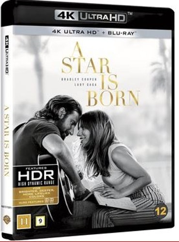 A Star Is Born 4K Ultra HD