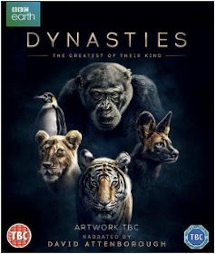 Dynasties 4K Ultra HD + Blu-Ray BBC (import)