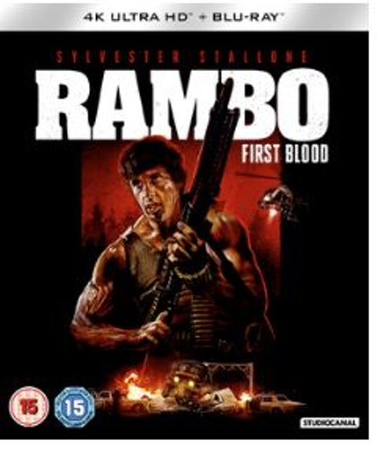 Rambo - First Blood 4K Ultra HD