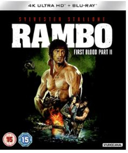 Rambo - First Blood Part II 4K Ultra HD