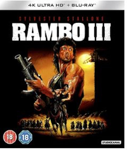 Rambo Part III 4K Ultra HD