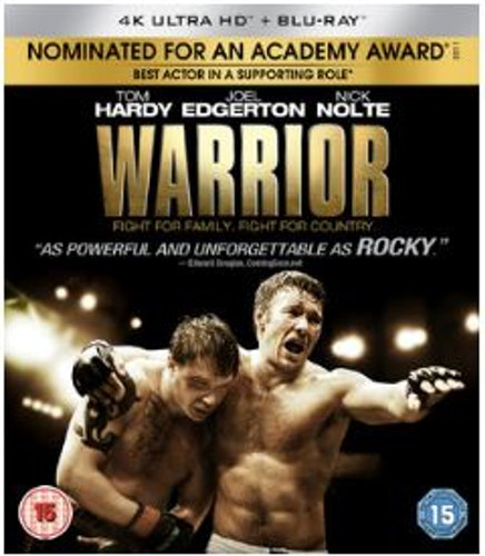 Warrior 4K Ultra HD + Blu-Ray (import)