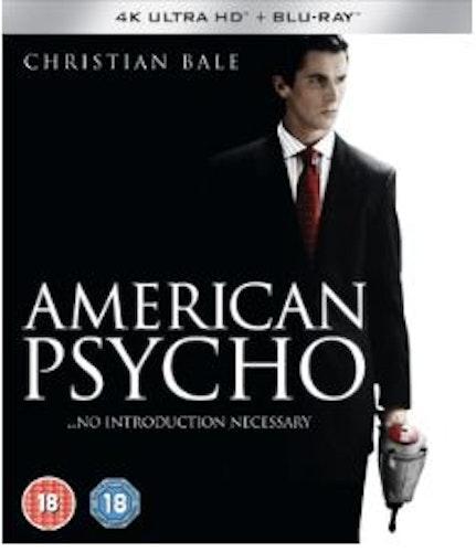 American Psycho 4K Ultra HD + Blu-Ray (import)