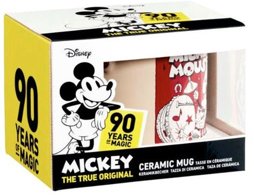 Disney Musse & Mimmi Comic mugg